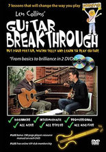Guitar Breakthrough DVD